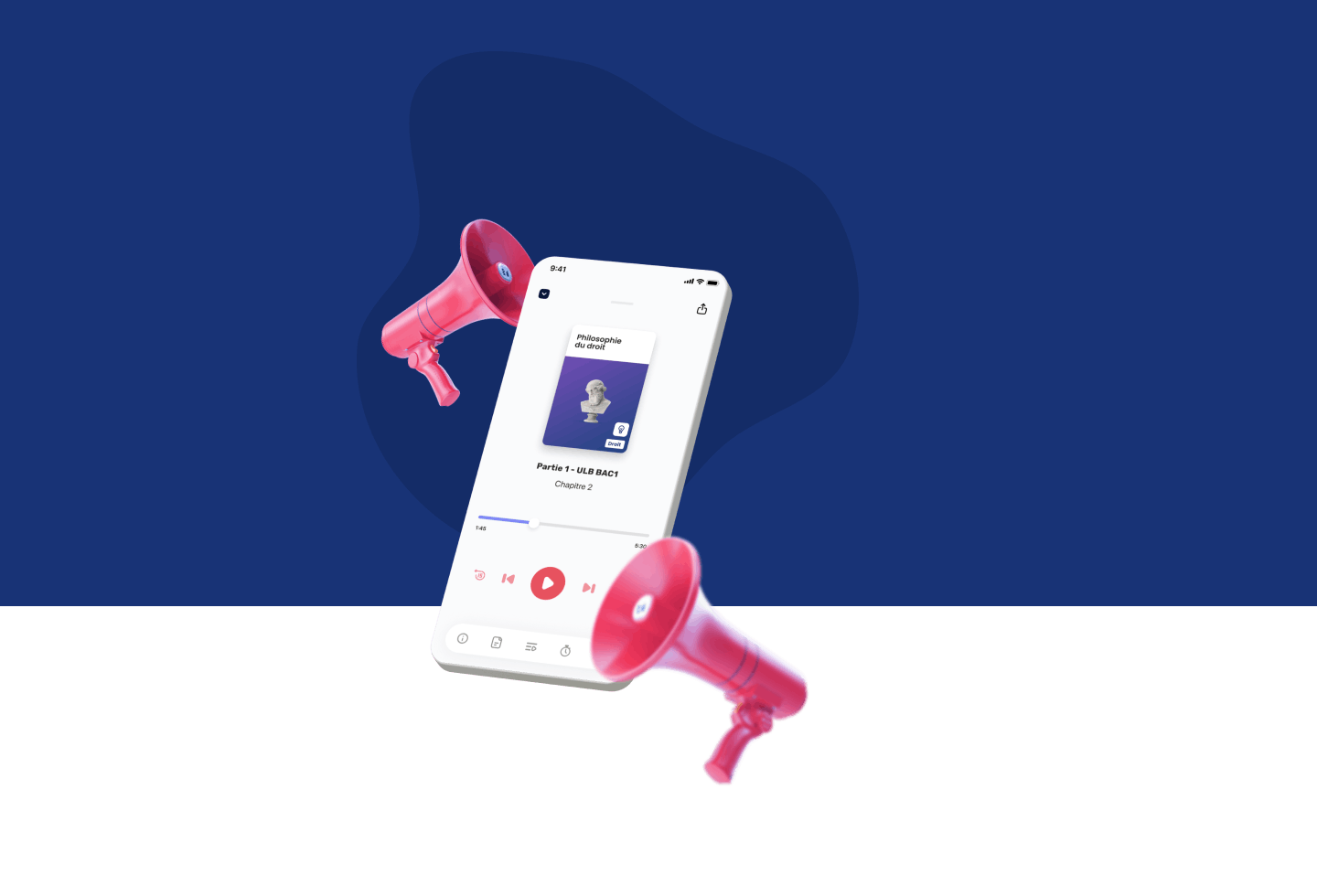 Interview Easyllabus - Mockup educational podcasts