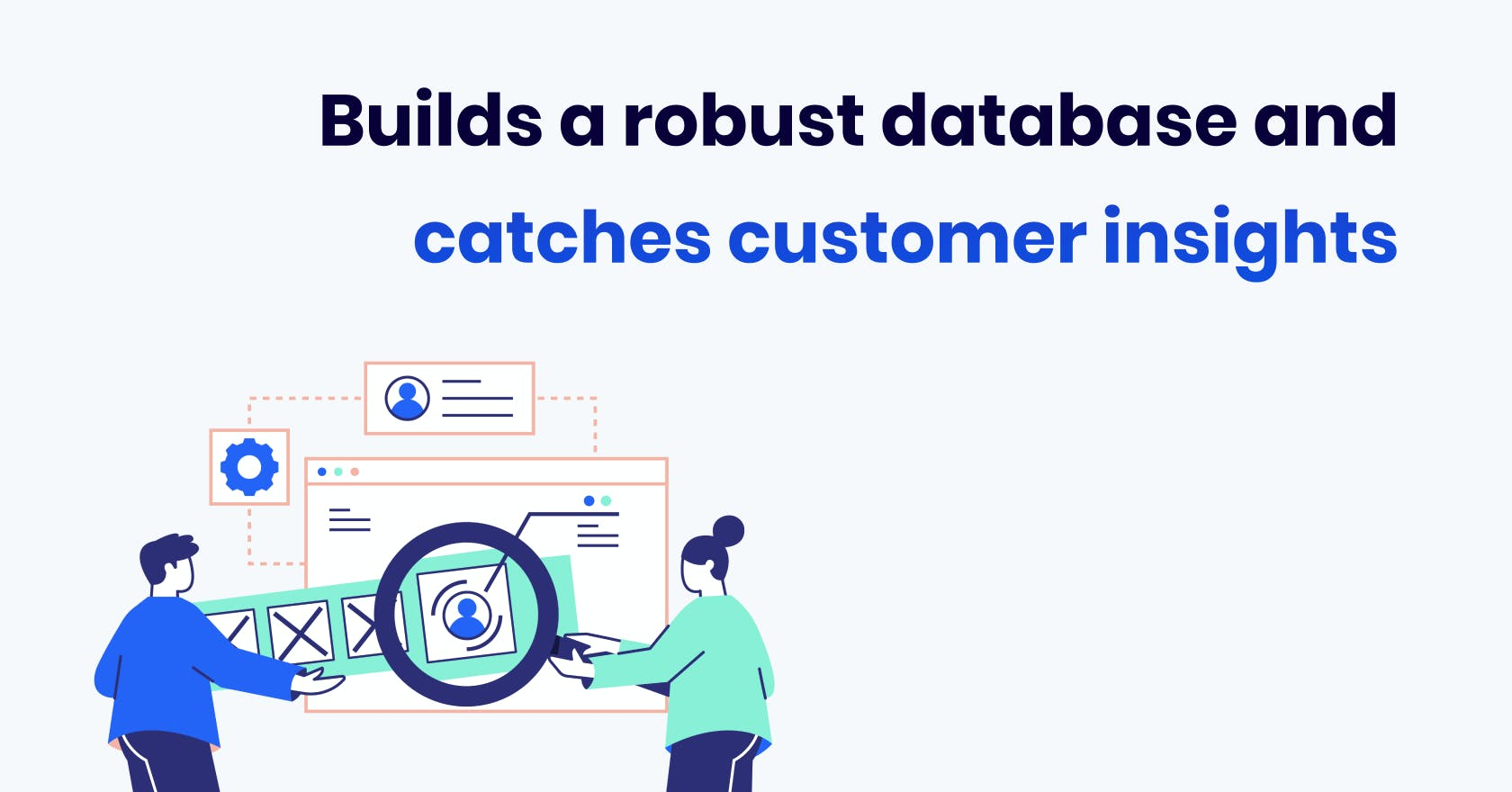 Nightborn - A mobile app builds a robust database and catches customer insights