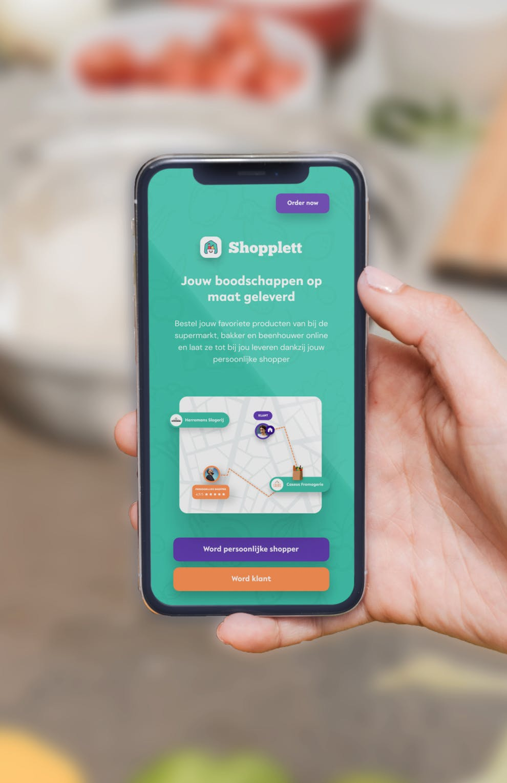 Nightborn - Shopplett application