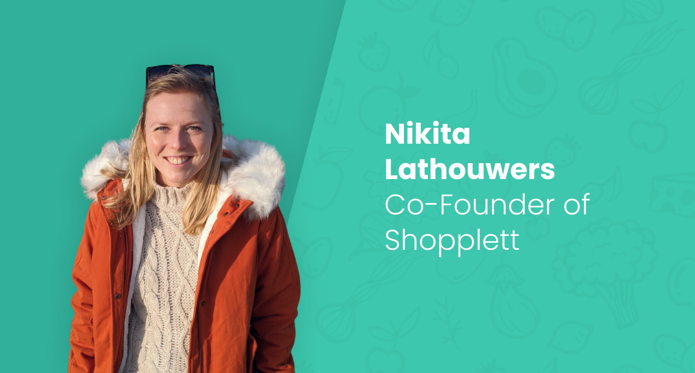 Shopplett - Interview with Nikita Lathouwers, Co-Founder