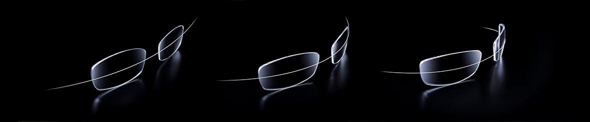 Grâce à leur design optique particulier, certains verres Nikon peuvent même être montés sur des montures sportives très courbées, et ce, sans compromettre la qualité de la vision. Assurez-vous d'en faire la demande à votre professionnel des soins de la vue si vous désirez corriger votre vision lorsque vous portez vos lunettes solaires préférées.