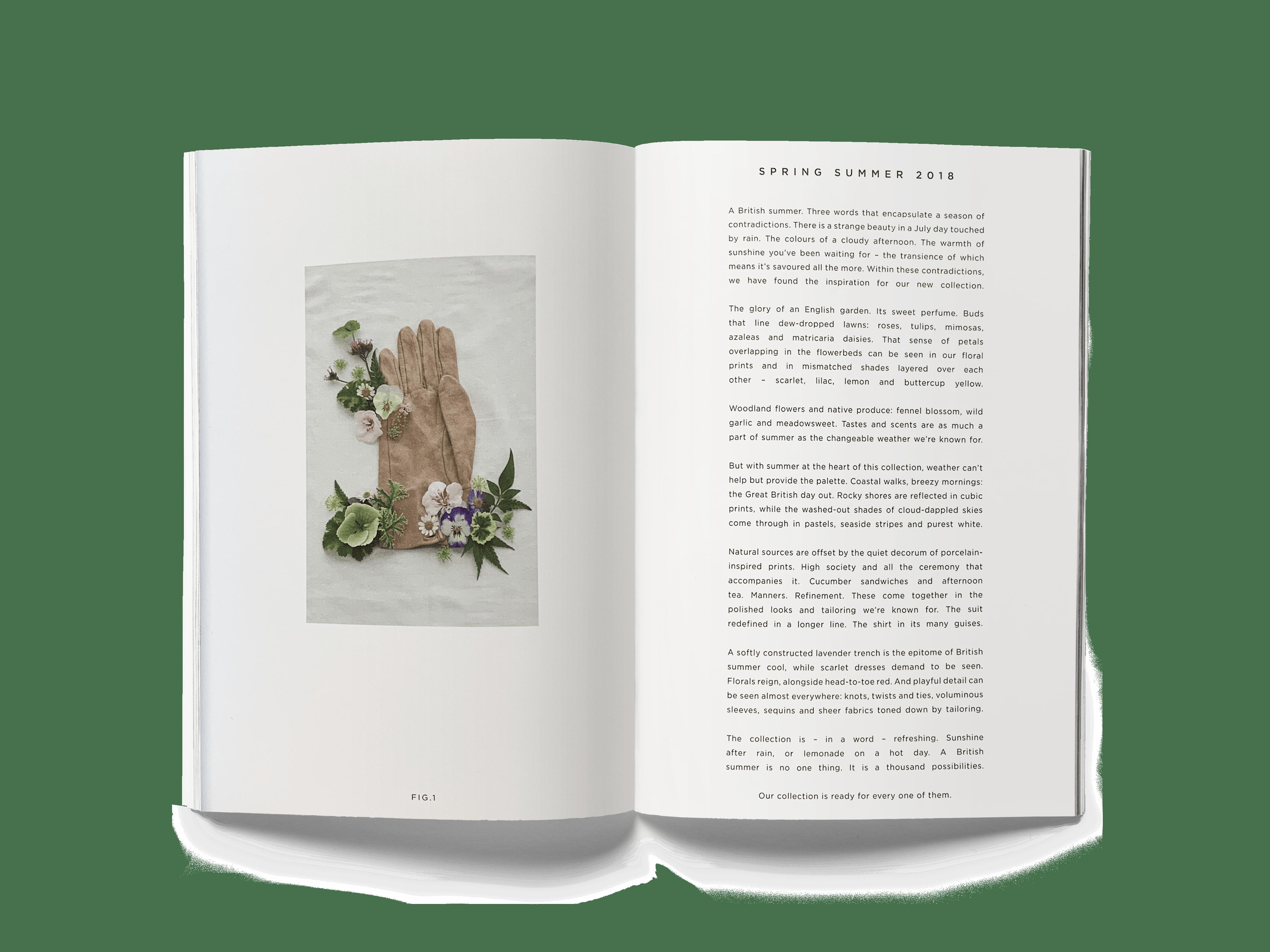 British Summertime - Look Book