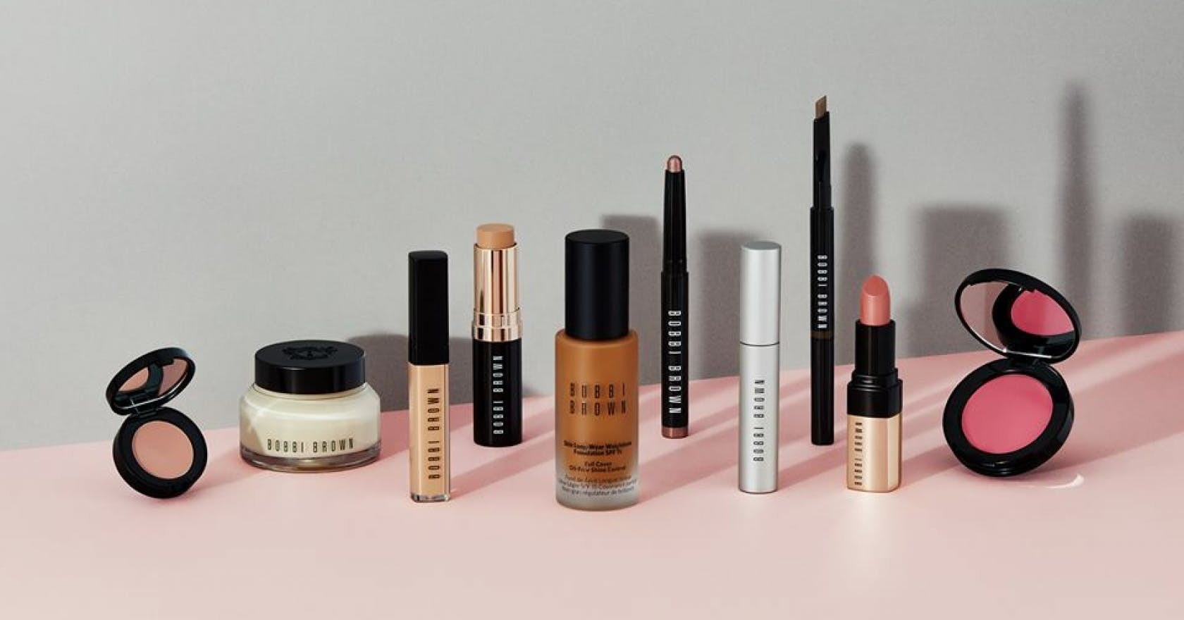 Bobbi Brown #CantLiveWithout Products