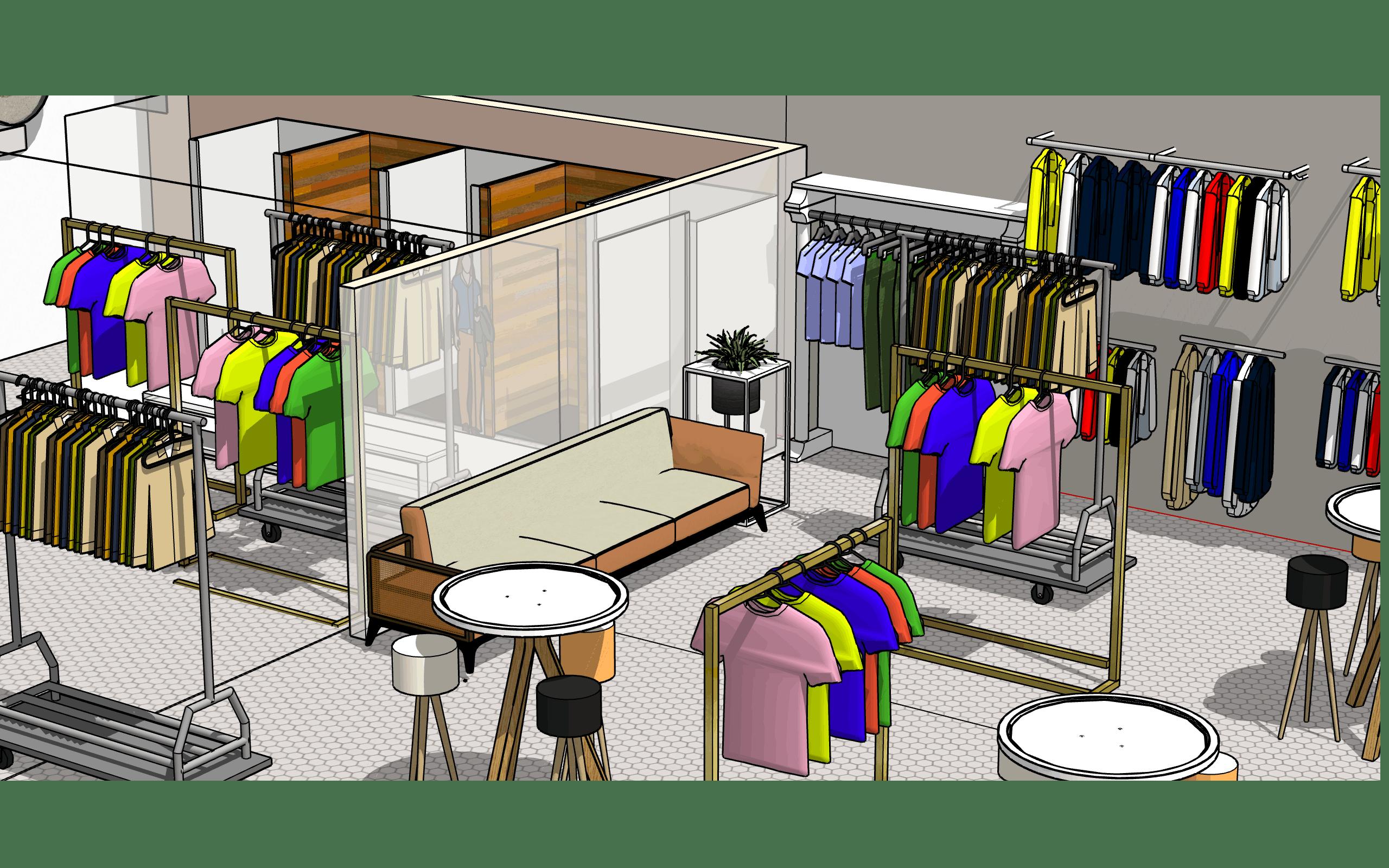 Event Plan Interior