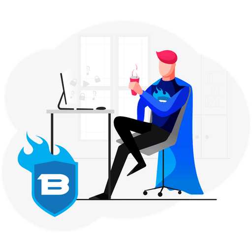 BlufVPN Protects your Indentity Online