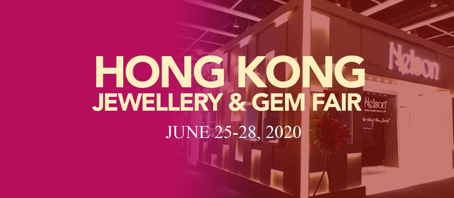 June Hong Kong Jewellery & Gem Fair 2020