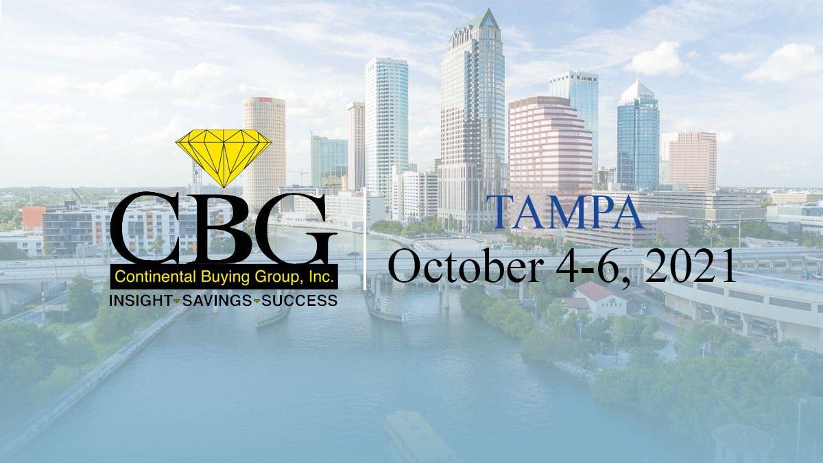 CBG, Tampa October United States