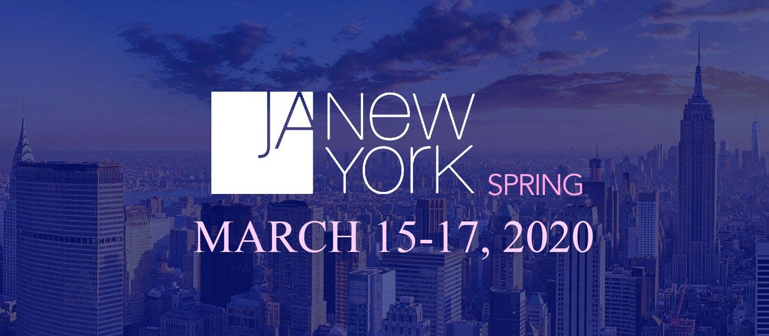 JA New York Spring Show 2020