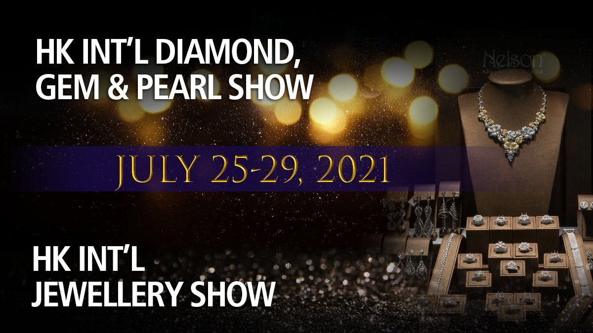 Hong Kong International Diamond, Gem & Pearl Show, Hong Kong International Jewellery Show, HK Wan Chai Convention and Exhibition Centre, Nelson Jewellery