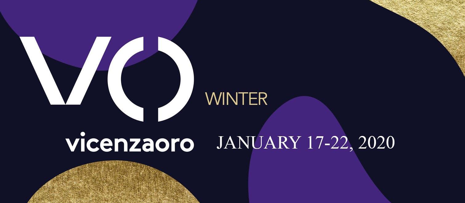 Vicenzaoro Winter 2020