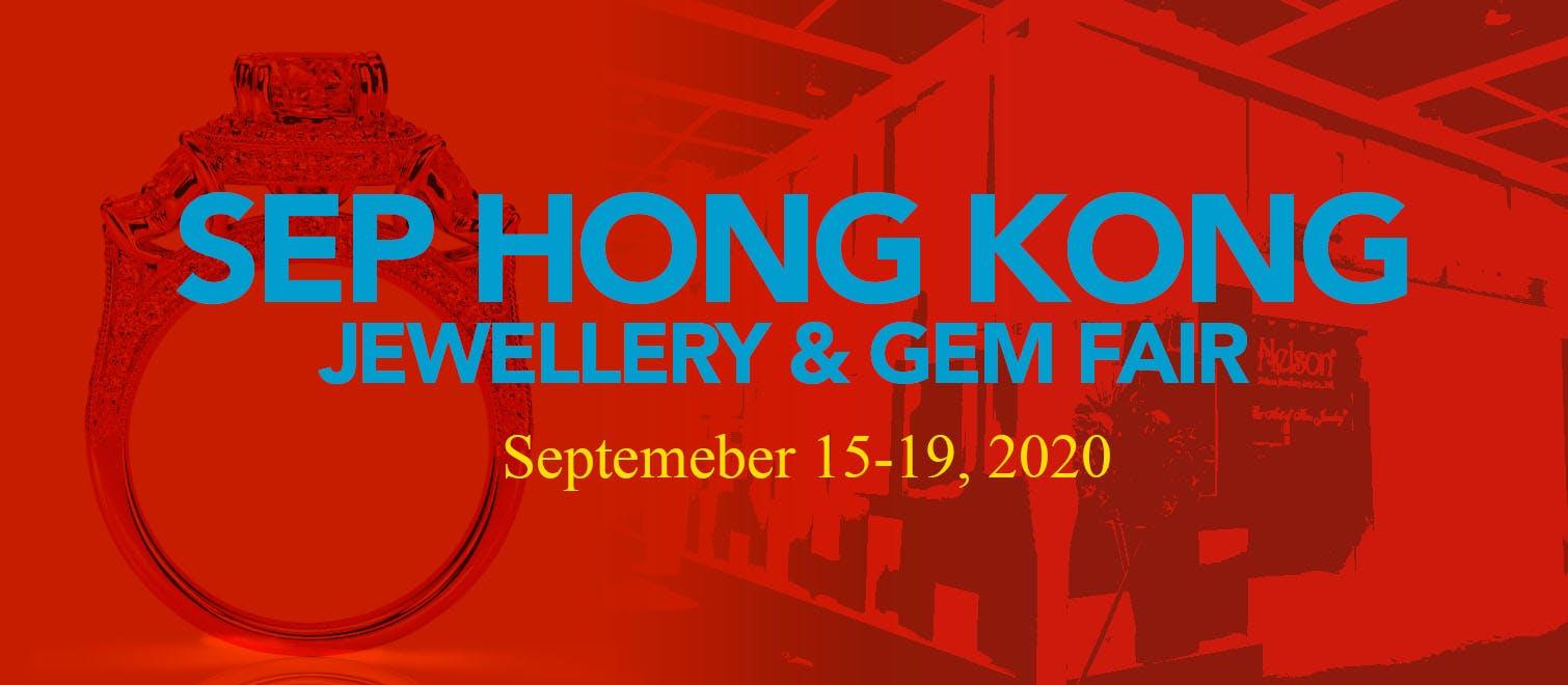 Sep Hong Kong Jewellery & Gem Fair 2020