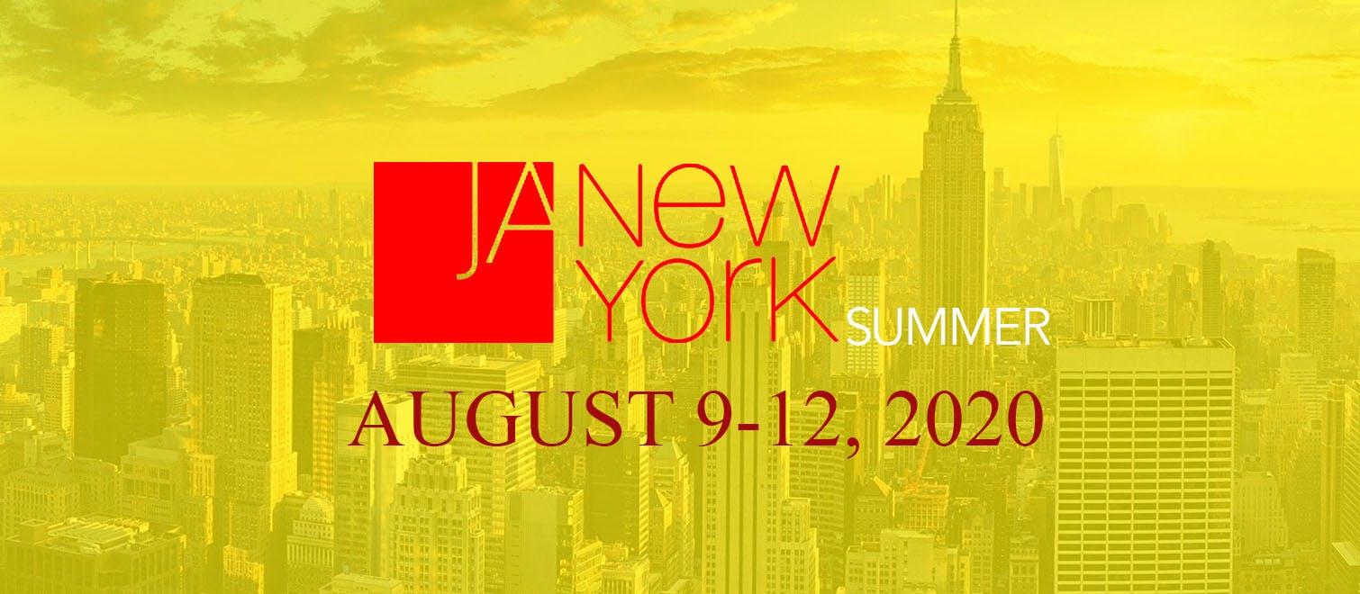 JA New York Summer Show 2020