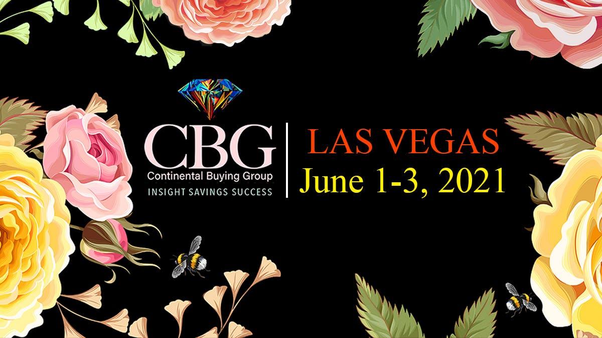 CBG Las Vegas 2021.06.01---2021.06.03 Caesars Palace, 3570 S Las Vegas Blvd., Las Vegas, NV 89109