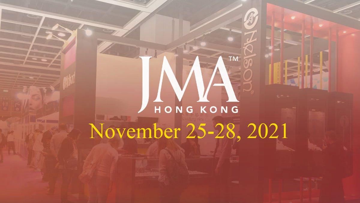 JMA Hong Kong Wan chai HK Convention and Exhibition Centre November