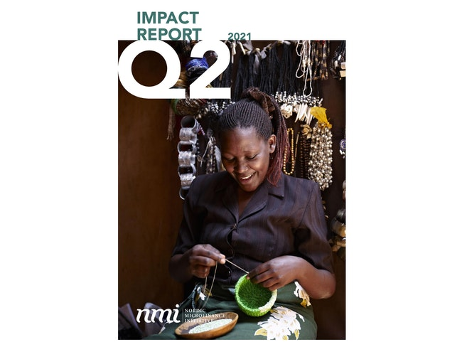 Our Impact Report Q2 21