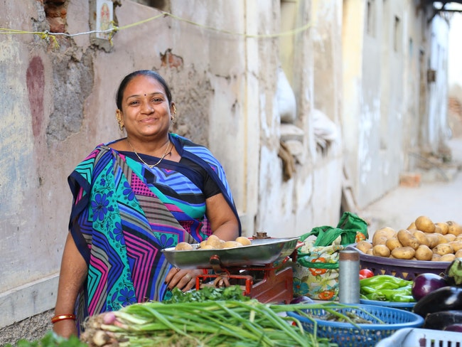 NMI invests in Light Microfinance, supporting financial access for rural Indian women