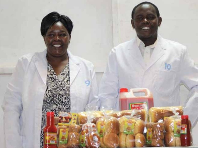 Lydia Mwikali: From a small-scale trader to top-notch manufacturer