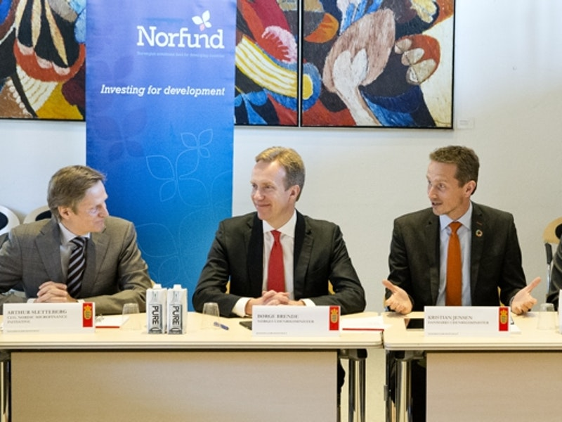 New Nordic Fund secures over NOK 700 million to microfinance