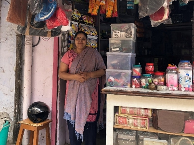 Sub-K helped turn a housewife into a successful entrepreneur