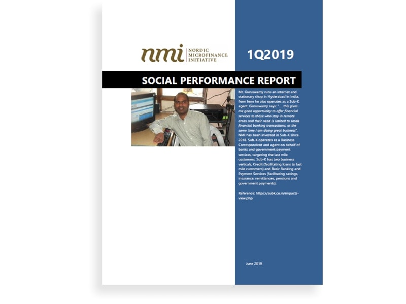 NMI Social Report Q119 available