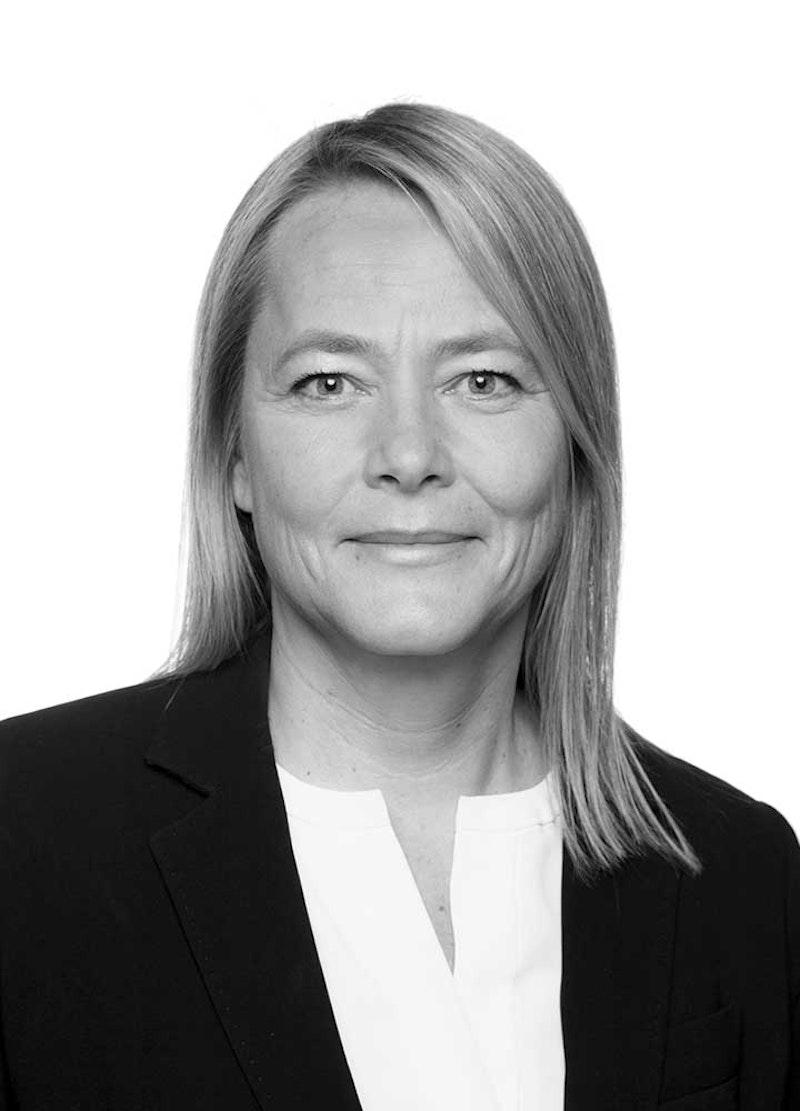 Photo of Lise Lindbäck