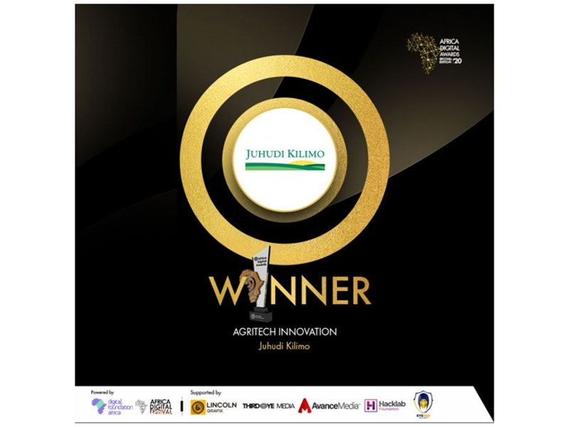 Africa Digital Awards '20 goes to Juhudi