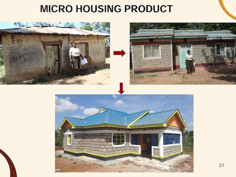 KWFT revolutionizes house financing for Kenyan poor