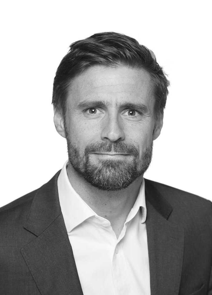 Photo of Einar Kilde Evensen