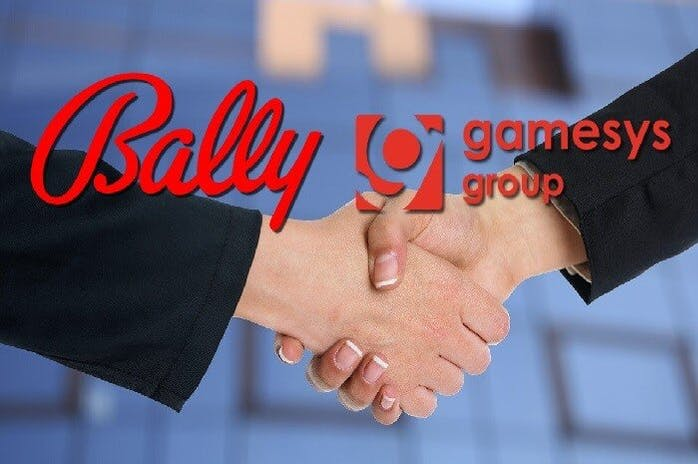 A £2 billion merger deal reached between Gamesys and Bally's