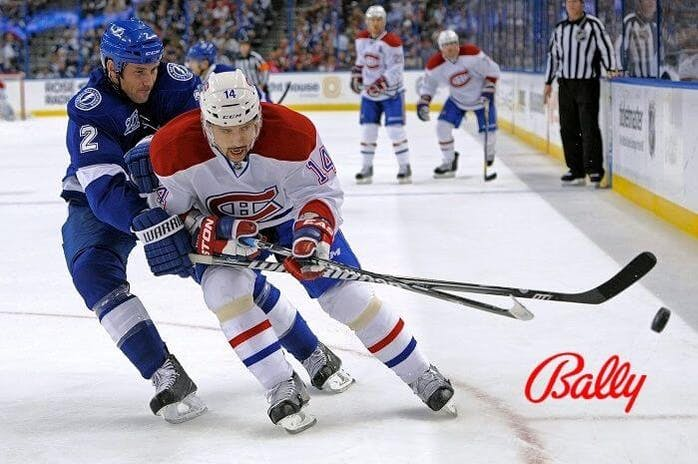 Bally's and NHL Partner, Announced First Pro League Sports Betting Deal