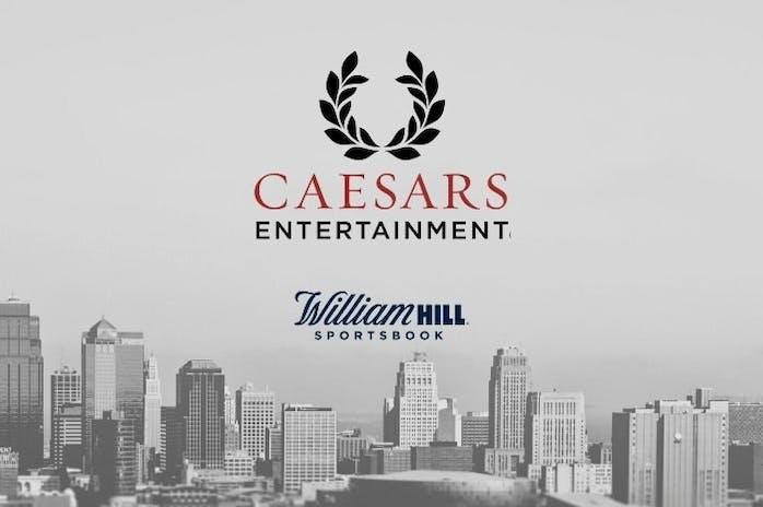 Caesar's Entertainment & William Hill agree to a £2.9bn acquisition