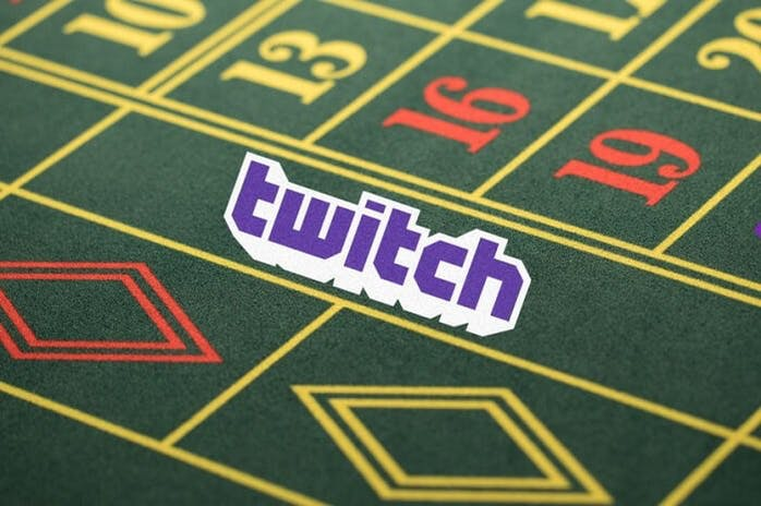 Twitch live streaming of Casino Games rises in popularity