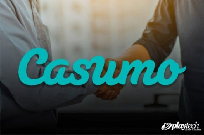 Casumo officially Launches Playtech's custom casino Platform