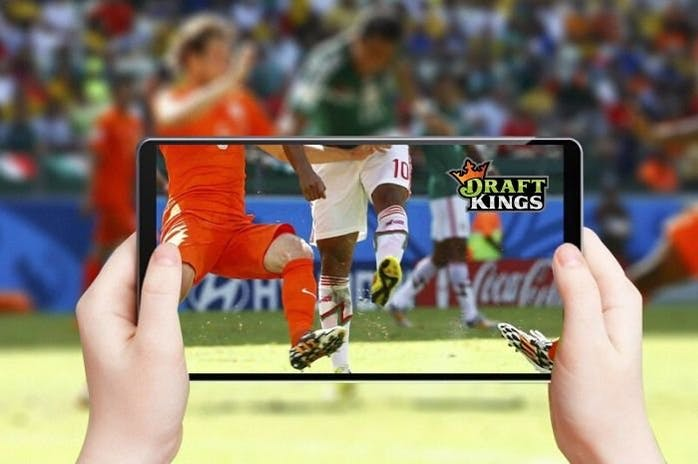 DraftKings expands activities with In-App live sports streaming