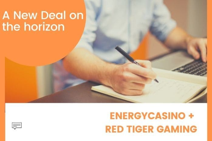 EnergyCasino partners with Red Tiger Gaming in new deal