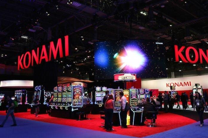 Konami's new cashless system to rival Trustly Live
