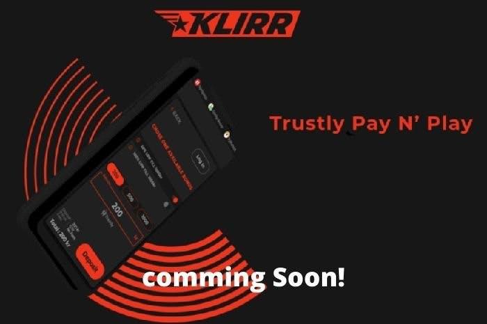 New Pay n Play casino site Klirr launching soon