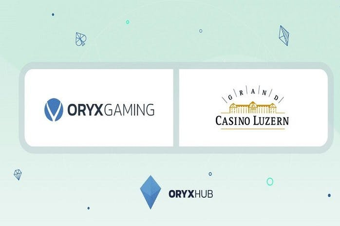 Oryx Gaming inks Deal with Grand Casino Luzern for Debut in Switzerland