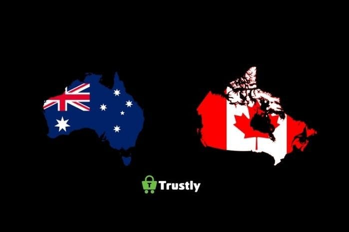Trustly launches Payment services in Australia and Canada
