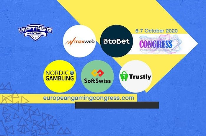 Trustly leads sponsors for the European Gaming Congress 2020