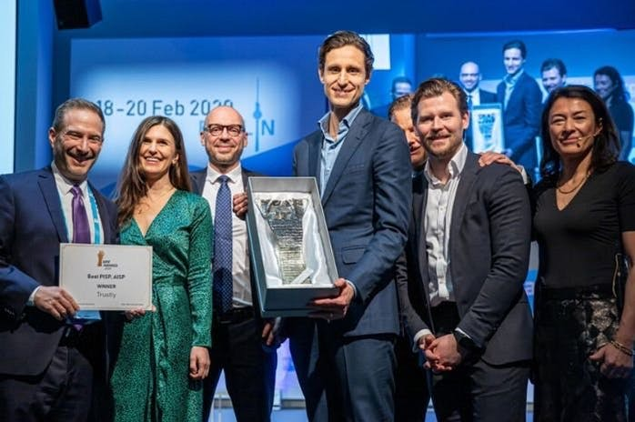 Trustly celebrated as the best PSIP, AISP at 2020 MPE Awards
