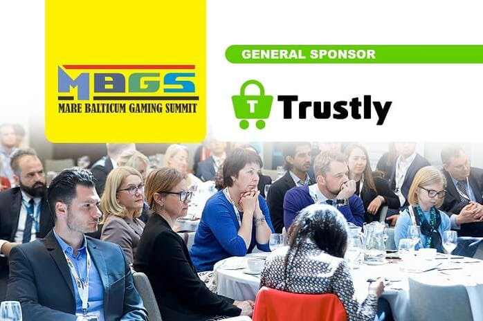 Trustly to sponsor Mare Balticum gaming summit this August