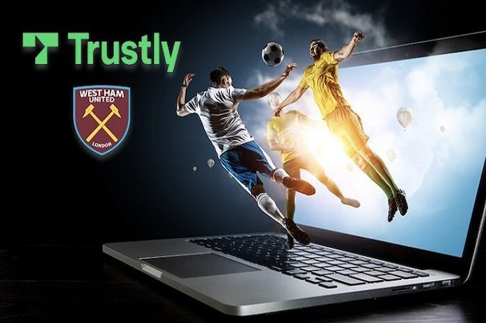 West Ham United Signs Multi-Year Partnership with Trustly