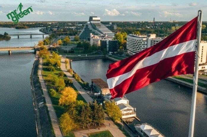 William hill officially launches Mr. Green Casino in Latvia