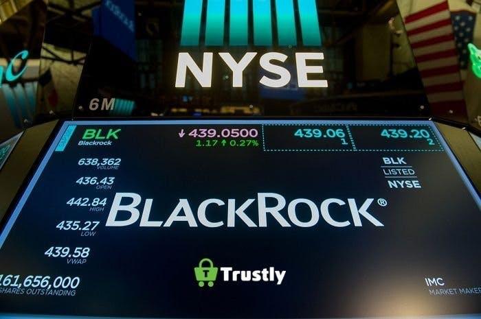 New BlackRock Investment Values Trustly at over $1 Billion