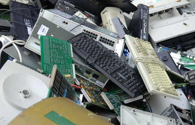 Recycler ses déchets electriques et electroniques