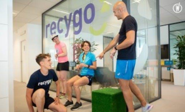 Les recrutements chez Recygo