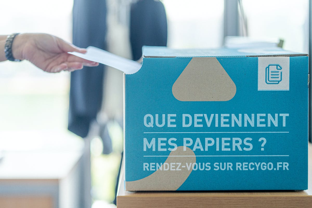 recyclage bulletin de vote