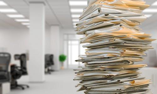 Papiers bureau
