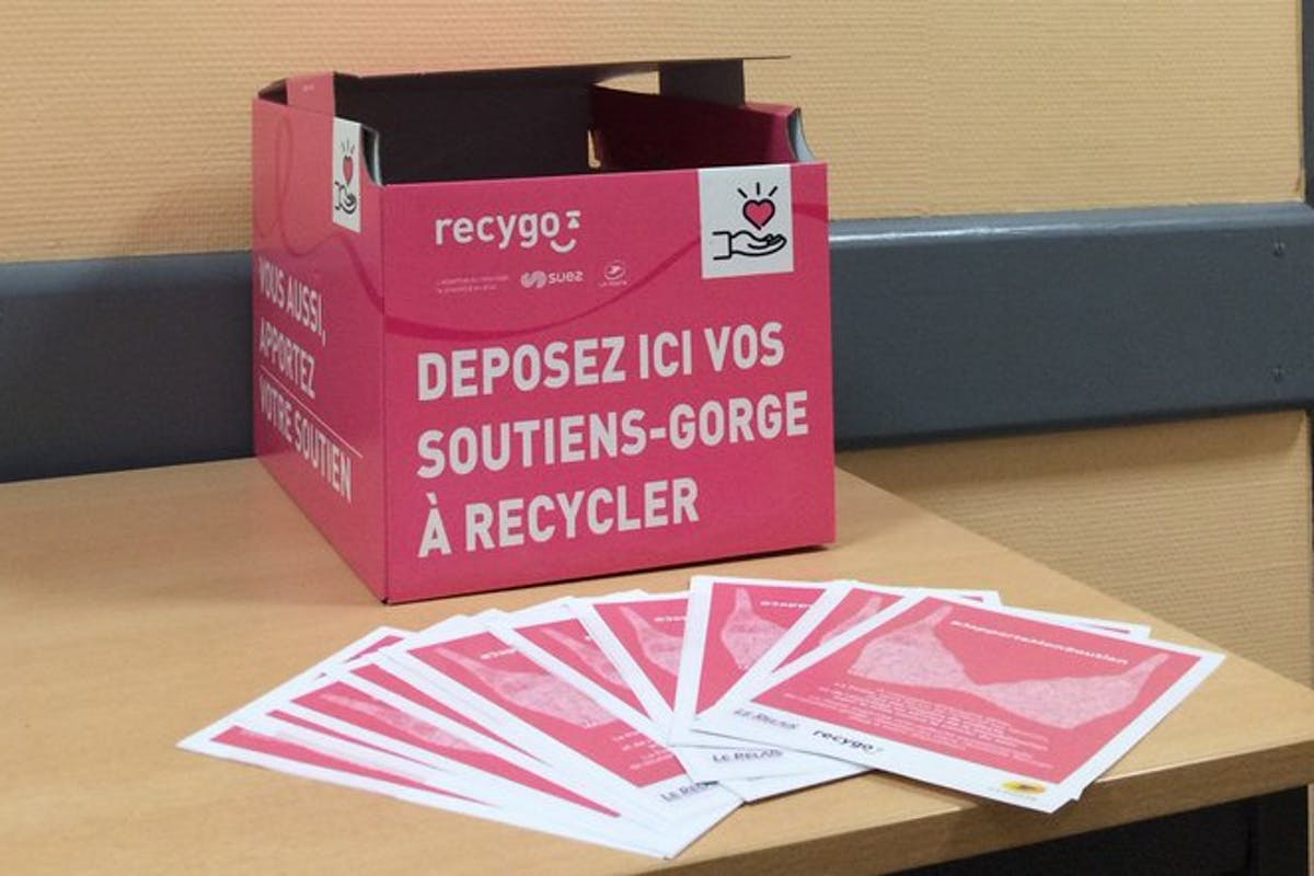 recygo octobre rose